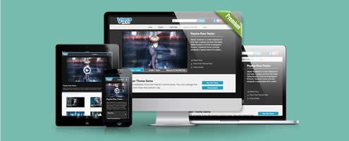 VideoJikan WordPress Theme